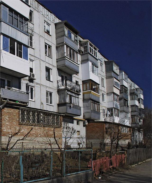 улица Тимошенко, 8
